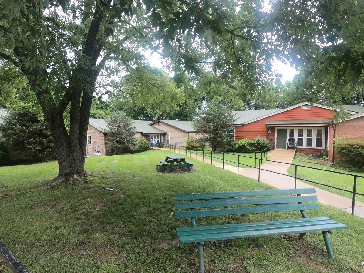 Photo: Homes in St. Louis Arc Community