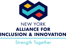 Logo: New York Alliance for Inclusion and Innovation