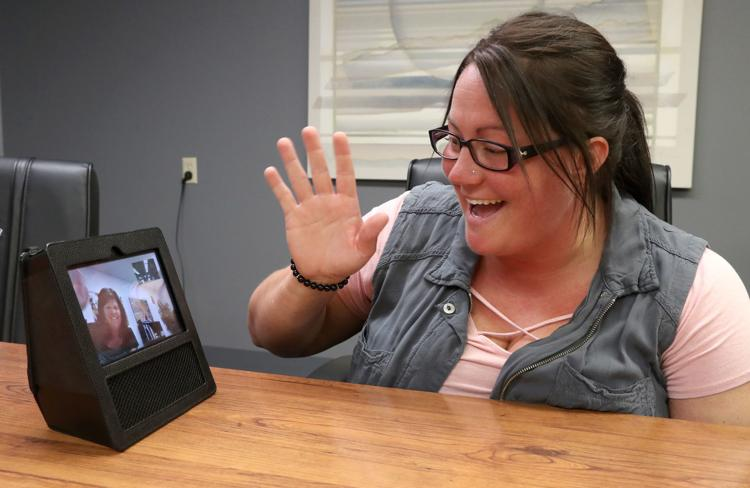 Aspire Staffer's Use Of Technology Helps Clients With Disabilities, Garners Award