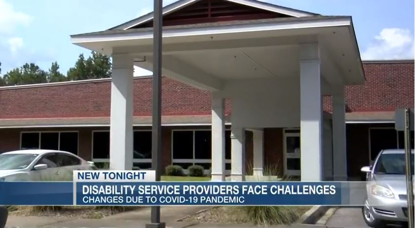 Lowcountry disability service provider faces challenges due to pandemic