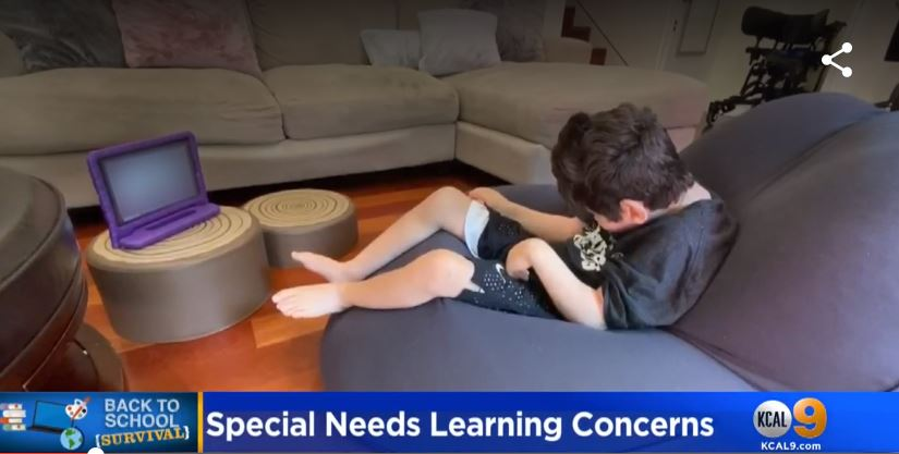 Families Of Children With Special Needs Struggle To Adjust To Distance Learning, Lack Of Health Services